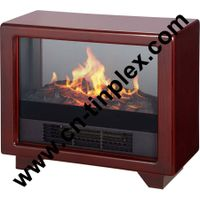 wooden frame luxury small 220-240v electric fireplace in HOT SALE!!!