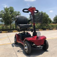 24V 250W 4 wheel electric mobility scooter for disabled people