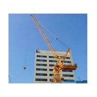 Luffing Jib Tower Crane