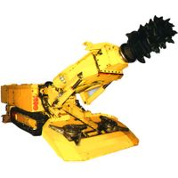 EBZ55 Tunneling Machine, Roadheader,tunnel boring machine,Construction machines