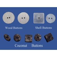 Coconut Button Laser Cutting Machine GR-1290 thumbnail image
