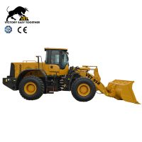 wheel loader 958 with Cummins engine and ZF 200 gearbox thumbnail image