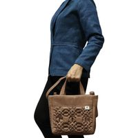 Crossbody bags 3D Floral design for women