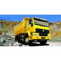 Sino 6x4 dump truck, loading 18t-33t