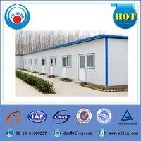 Camp T modular house