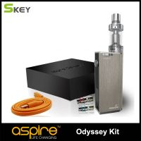 Aspire Odyssey Kit Including 3 ML Triton 2 Tank, Pegasus Manual MOD and 1.8ohms coil New Arrival