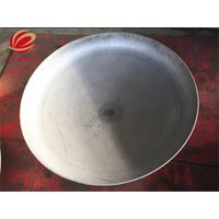 small stainless steel dish tank head