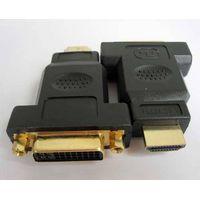 DVI to HDMI adapter, transmission adapter, HDMI to DVI thumbnail image