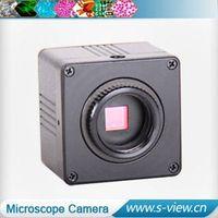 5.0 Megapixels measuring function C-mount CMOS Digital Microscope Camera