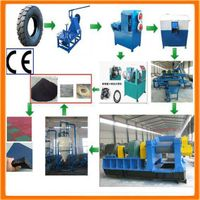 New designed and high-tech tire recycling machine thumbnail image