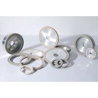 Vitrified bond wheels