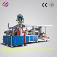 Best quality high speed lower paper waste rate reeling machine for produce textile paper cone