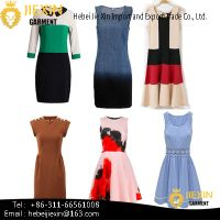 Custom New Style Fashion Dresses Women Lady Design Chic Sexy Dress