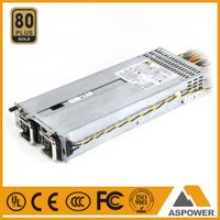 1U redundant 400W server power supply in stock