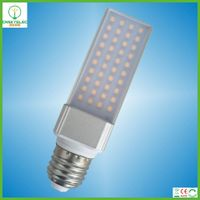 10W LED Pl Light E27 G24 G23 LED Pl Lamp