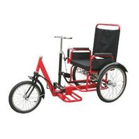 Push-pull Chain-free children tricycle SS-1 thumbnail image
