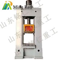630T Electric Screw Press Bricks Machine with Double Copper Nuts Manufracturer