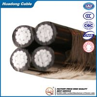 0.6/1KV Aerial Bundle Cable/ABC Cable