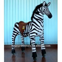 Riding on animal toys for 3-12 year old kids