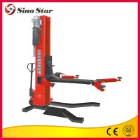 Single post car lift/ moible one car hoist /car lifting system (SS-6125E)
