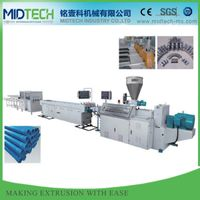 16-32mm Four Cavity PVC UPVC Conduit Electric Pipe Making Extrusion Machine Line thumbnail image