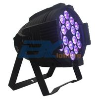 6in1 LED PAR LIGHT 8X18W 6in1 LED(BY-6018)