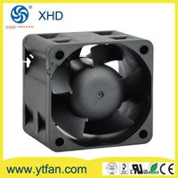40x40x28mm dc brushless fan 12v