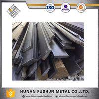 BS EN 10089 56Si7 1.5026 Hot Rolled Black Surface Spring Steel Flat Bar