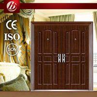 steel front doors