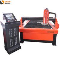 Honzhan HZ-P1325F P1530F Plasma and Flame Cutting Machine for metal, steel, SS, CS, MS thumbnail image