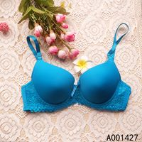 3/4 Cup Underwire bra with Lace trim