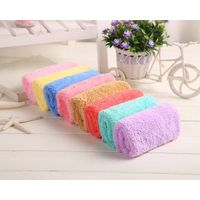 Microfiber Clean Beach Towel Cloth Terry Towels Face Towel Hair Dry Towels thumbnail image