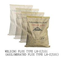 welding flux and welding wire thumbnail image