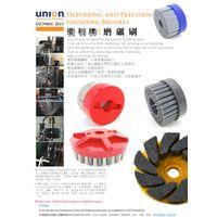 UNION BRUSH - Professional Abrasive Brushes Specifically designed for mechanical finishing tasks . thumbnail image
