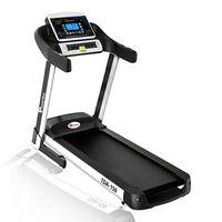 PowerMax Fitness TDA-150® Auto Lubricating Treadmill with Auto Incline & Smart Run Function