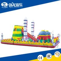 good quality commercial inflatable castle, inflatable jumpers