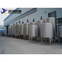 Stainless steel storage tank, buffer tank, mixing tank thumbnail image