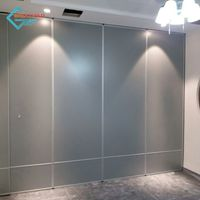 Commercial kitchen partition wall panels economic partition wall thumbnail image