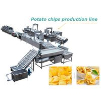 Industrial chips and fries processing machine manufacturer thumbnail image