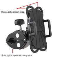 360°Rotation Adjustable Bike Phone Mount Bicycle Handlebars Phone Holder Bicycle Accessories