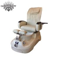 Good quality beauty salon pedicure station pedicure chair with drain pump