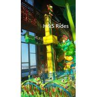 Swing Frog Jumping, amusement rides thumbnail image