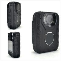 Wearable Waterproof Body Worn Video Camera, Law Enforcement Camera, 3400mAh Battery Capacity