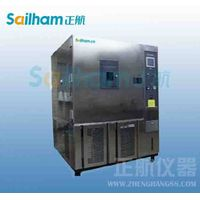 Xenon lamp weather resistant testing chamber