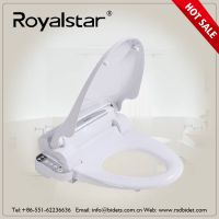 RSD3601, wireless remote control, intelligent Bidet cover/electric toilet seat, eco-friendly