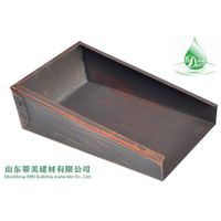 High quality Extrusion Fireproof Metal Materials Roofing Aluminium Drainage System, View Metal Mater thumbnail image