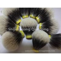Bulb-shaped 2band Badger Hair Shaving Brush Knot Unit Price: