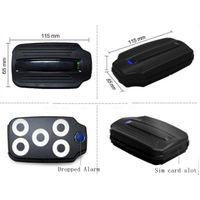 4G TK209A Long battery life GPS Tracker with 5000mAh thumbnail image