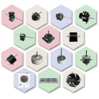 Decorative Wall Mounted Hydronic Fan Coil Unit AC Motor thumbnail image