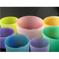 Color Crystal Singing Bowl